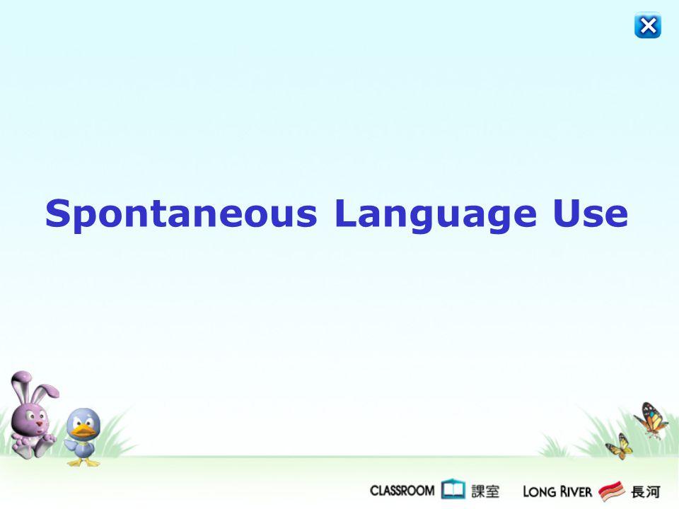 TSA Speaking Skills (Primary 3)