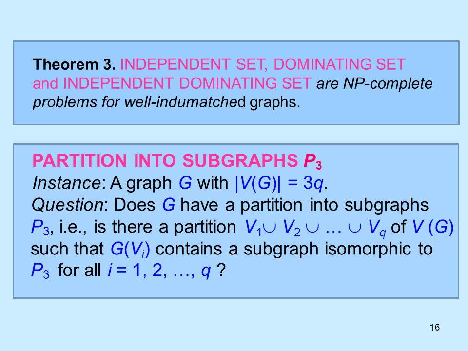 16 Theorem 3.