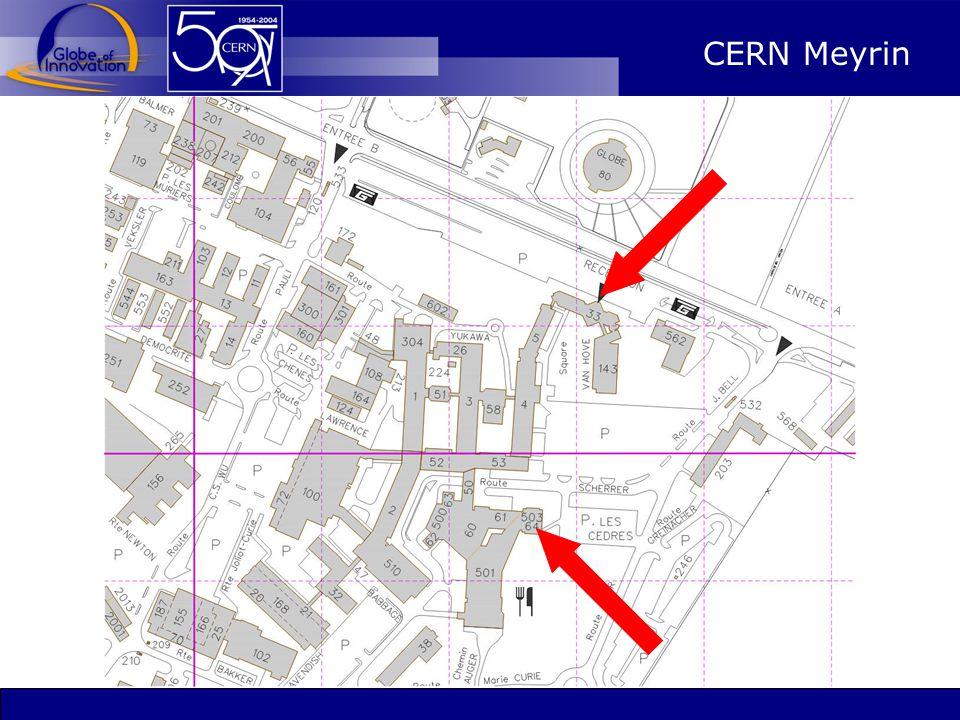 CERN Meyrin