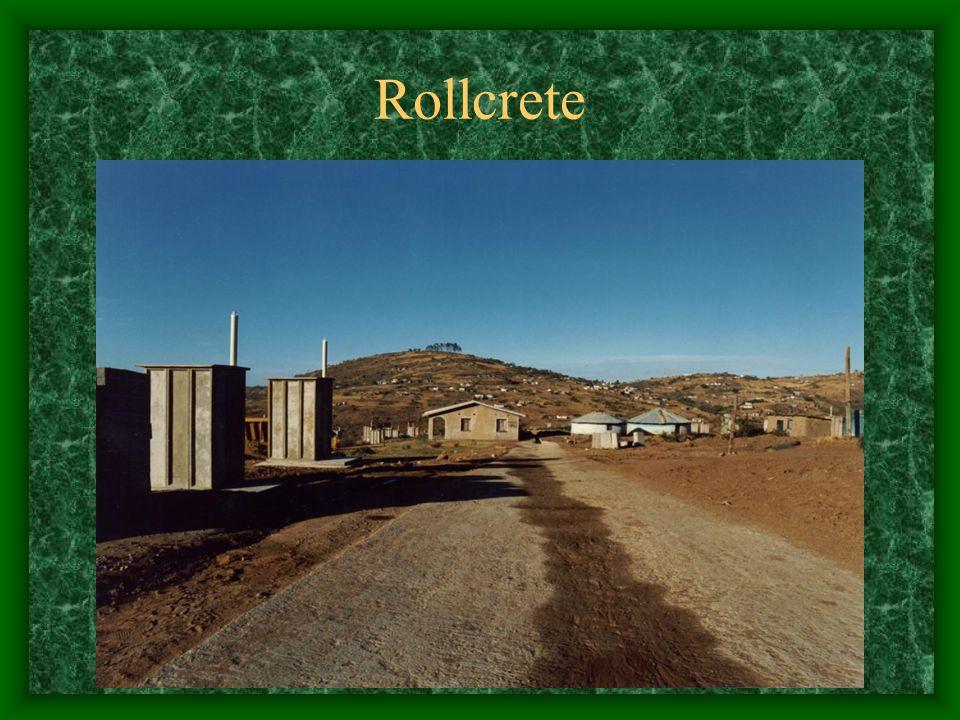Rollcrete