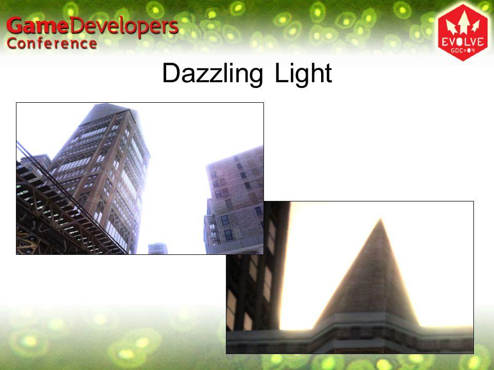 Dazzling Light