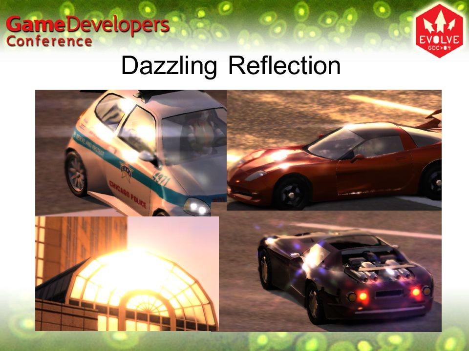 Dazzling Reflection