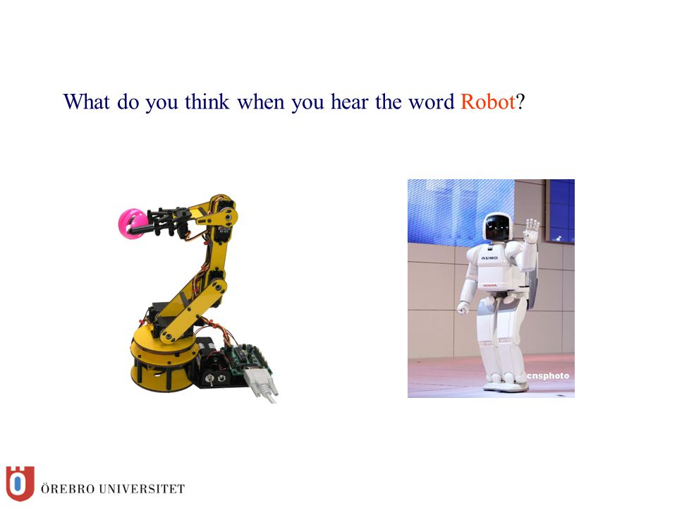 What are Robots.