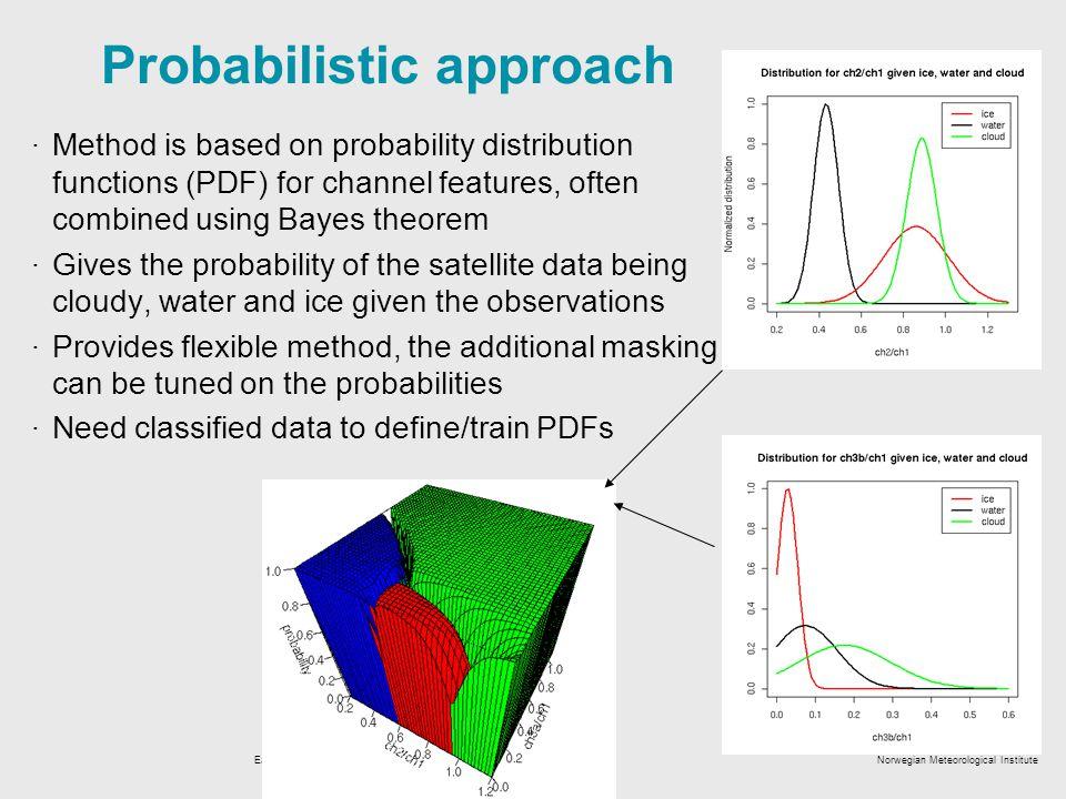 Classification example 2009-04-14 AATSR