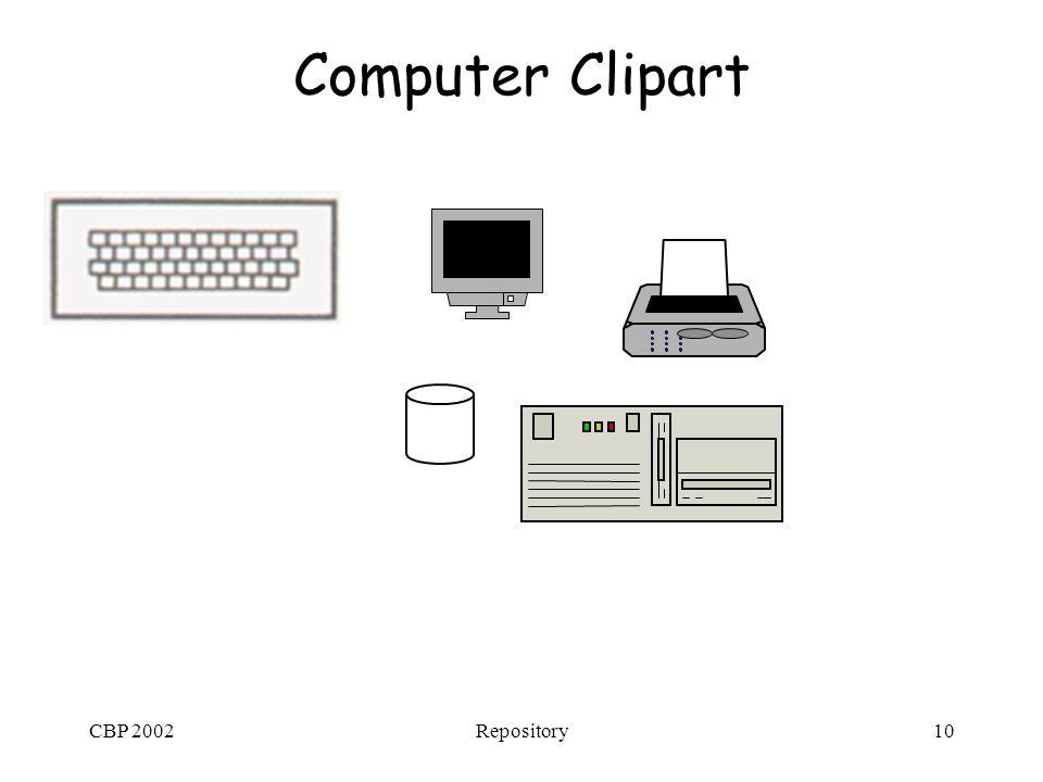 CBP 2002Repository10 Computer Clipart