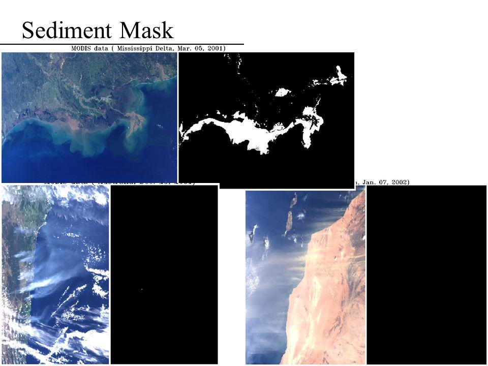 Sediment Mask