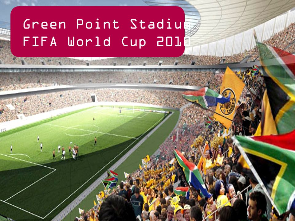 Schneider Electric 26 - Automation – Quintin McCutcheon – October 2010 Green Point Stadium FIFA World Cup 2010