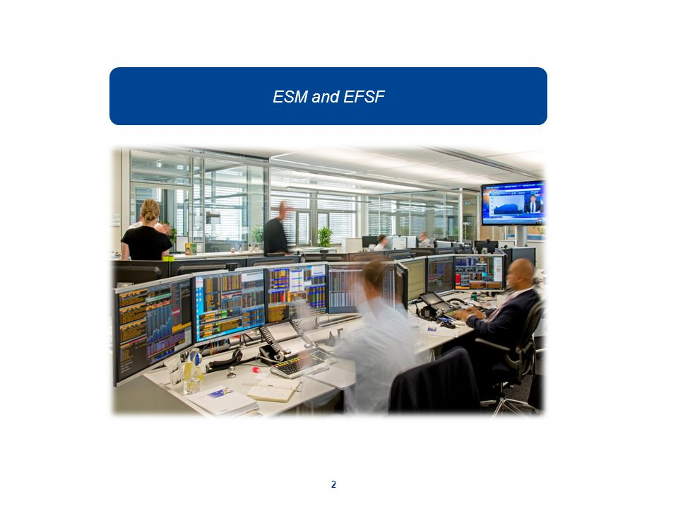 ESM and EFSF 2