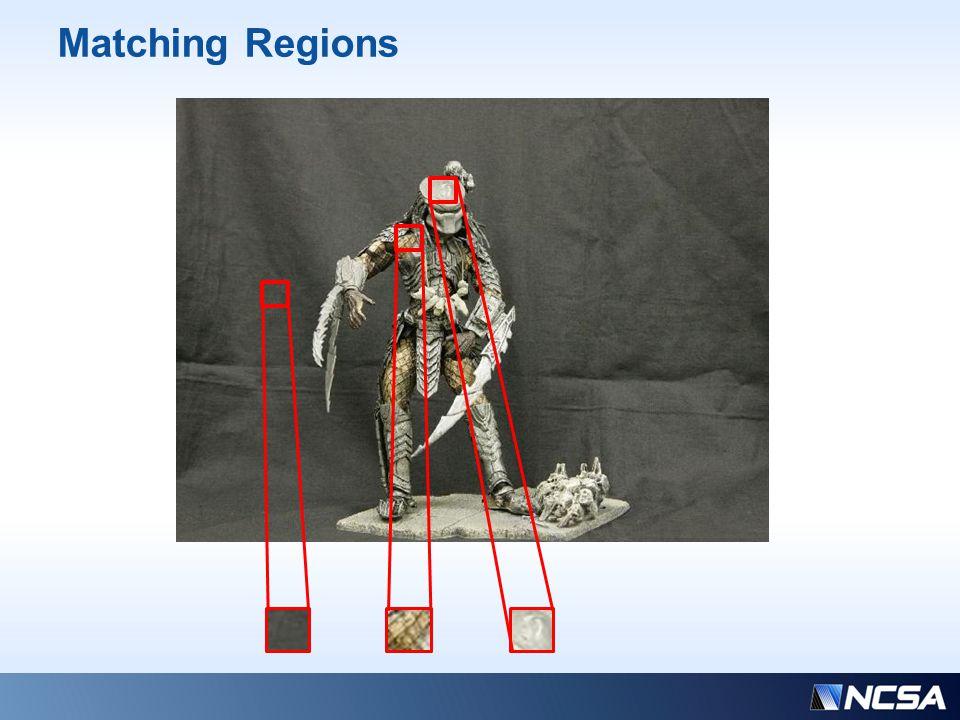 Matching Regions