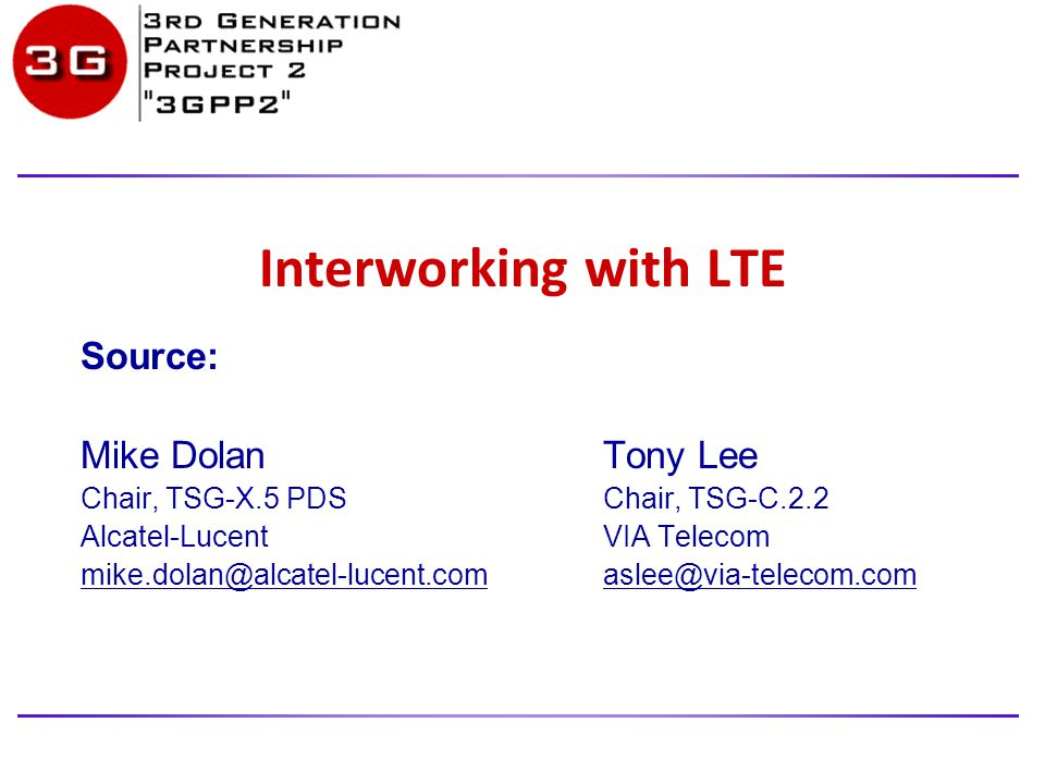 June 14, 2012 cdma2000 Technology Workshop 广州 Slide 12 eHRPD to LTE Two methods available: OtherRATNeighborList Message –Broadcasted message –Contains E-UTRAN information for AT to search for E- UTRAN system –Threshold InterRATRedirect –Contains E-UTRAN redirection information