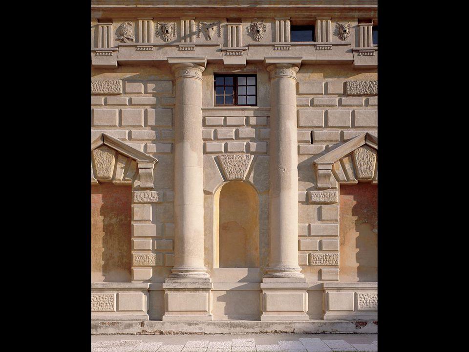 Giulio Romano. Courtyard of the Palazzo del Te, Mantua. ca. 1527–34