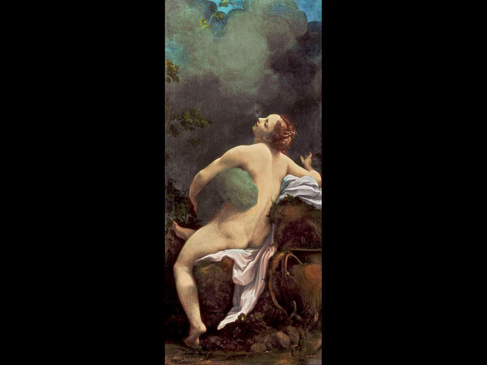 Correggio. Jupiter and Io. ca. 1532