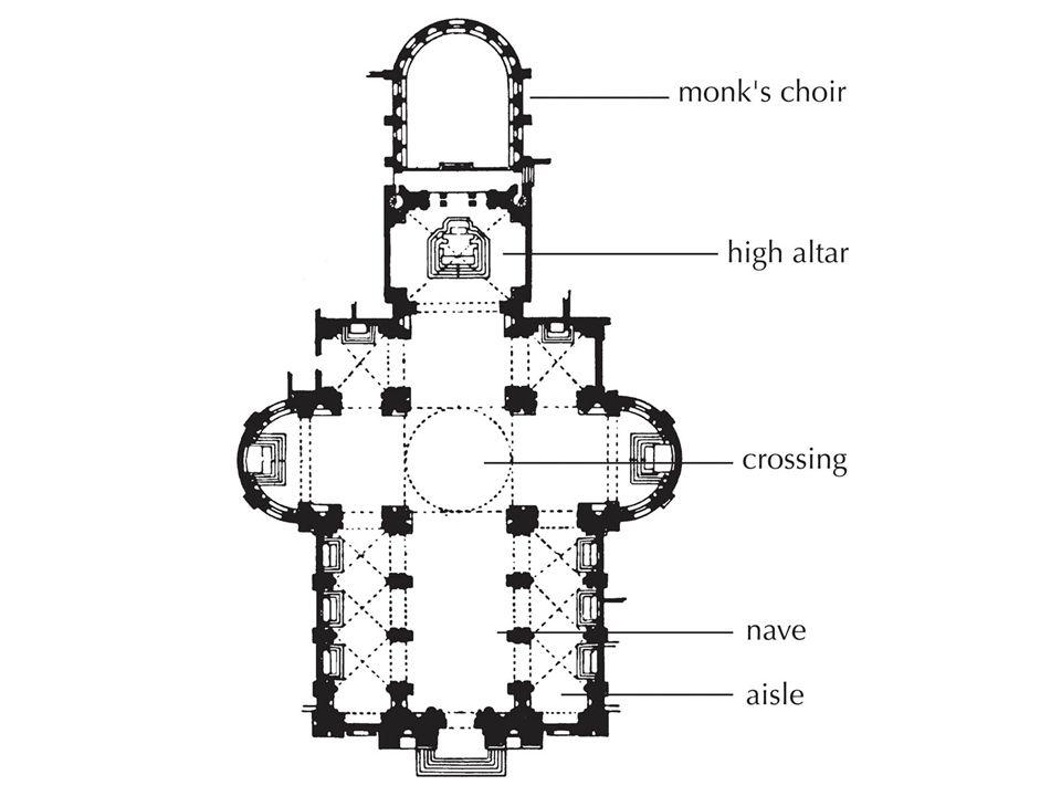 Plan of Church of San Giorgio Maggiore