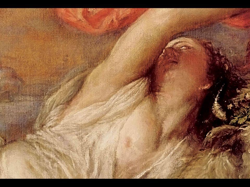 Titian. Rape of Europa (detail). 1559–62