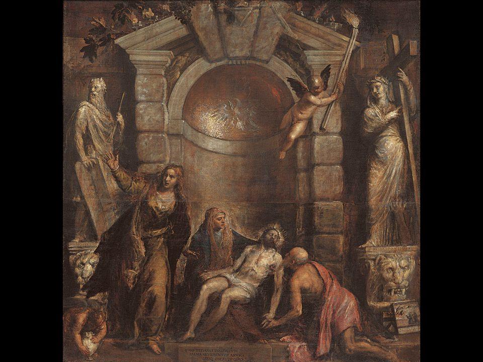Titian. Pietà. ca. 1576