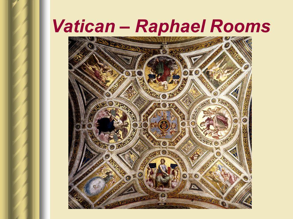 Vatican – Raphael Rooms