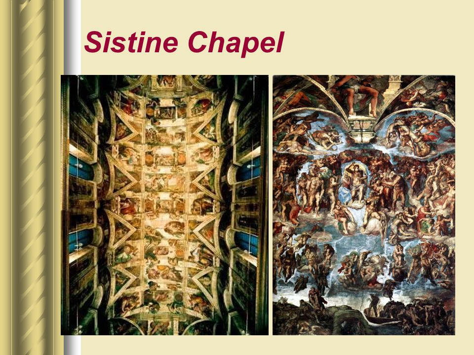Sistine Chapel Final Judgment