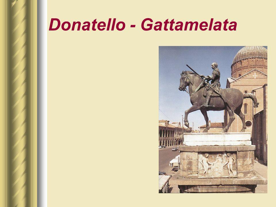 Donatello - Gattamelata