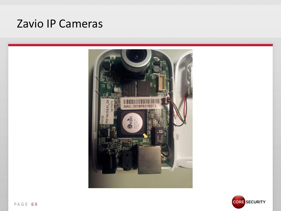PAGE Zavio IP Cameras 69