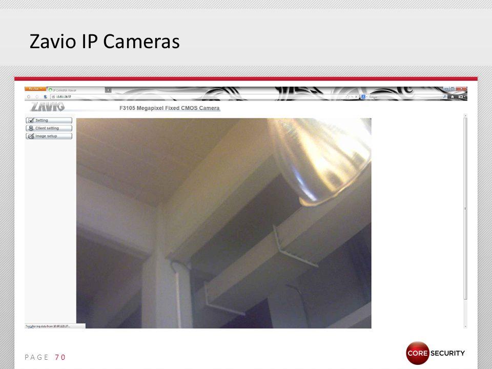 PAGE Zavio IP Cameras 70