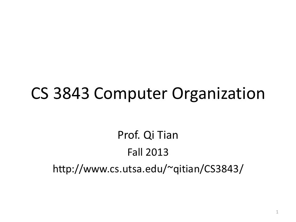 Chapter 3 Machine-Level Representations of Programs 11/11/2013 (Monday) – Section 3.7.5 Procedure – Quiz 4 2