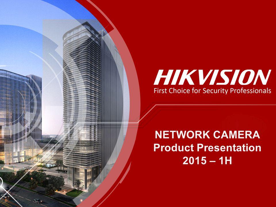 Mid/high-level Network Camera