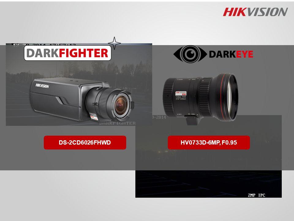 DS-2CD6026FHWD HV0733D-6MP, F0.95