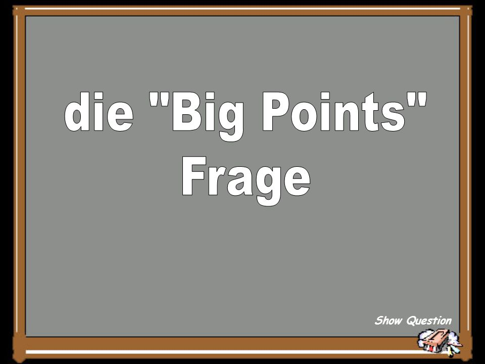 Topic 5 Answer for 25 Points der Sieger Back to Board
