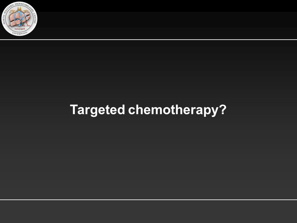 Targeted chemotherapy?