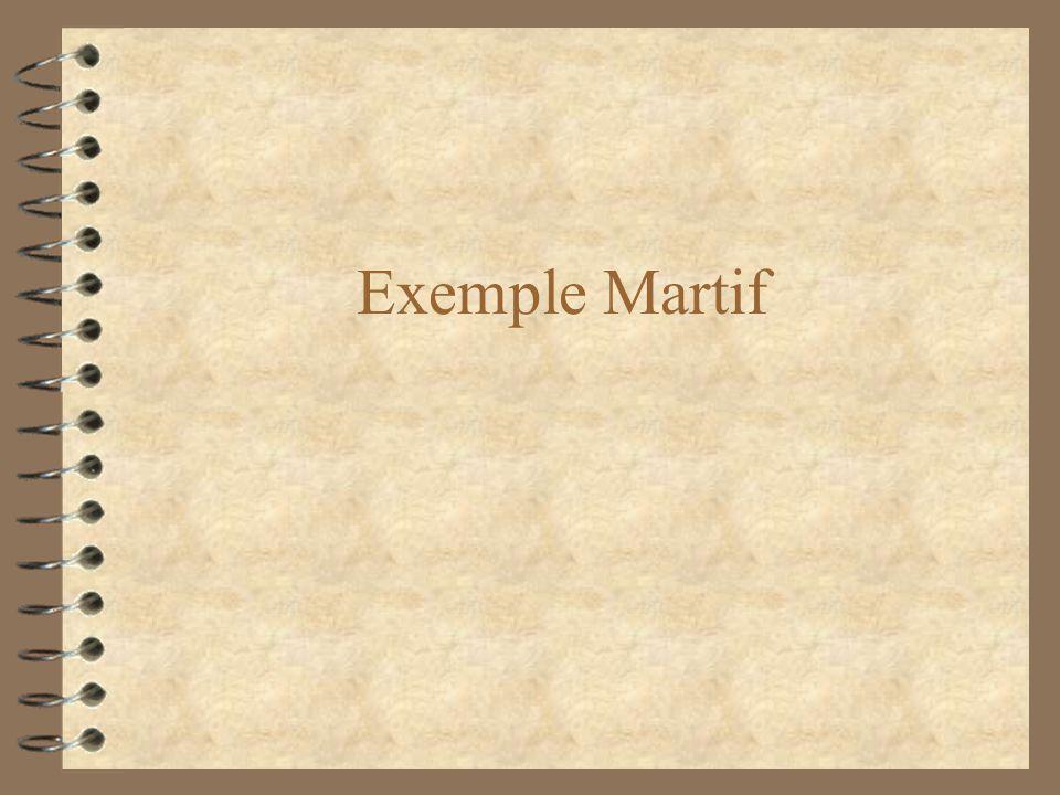 Exemple Martif