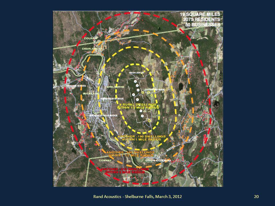 Rand Acoustics - Shelburne Falls, March 3, 201220