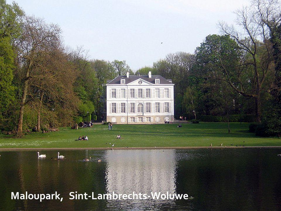 Lindekemalenmolen Sint-Lambrechts-Woluwe