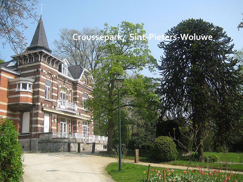 Maloupark, Sint-Lambrechts-Woluwe