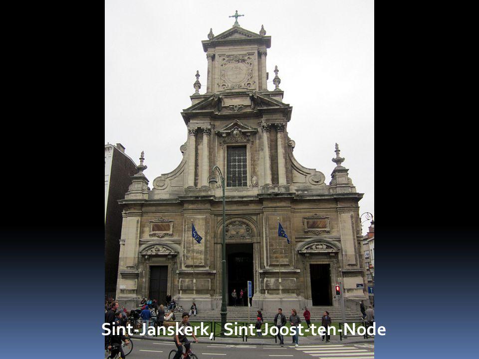 Armand Steurssquare, Sint-Joost-ten-Node