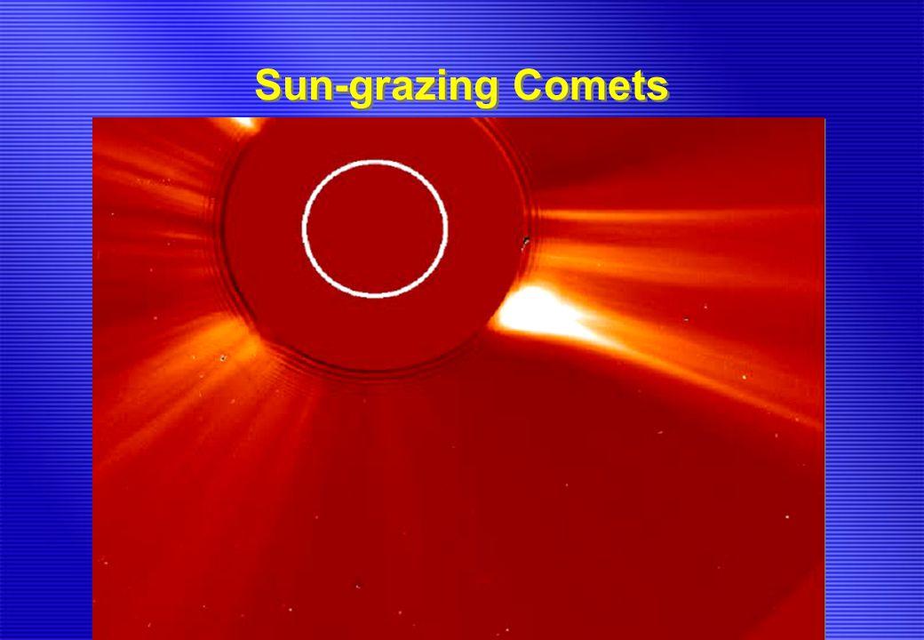 Sun-grazing Comets