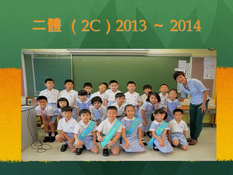 二體 ( 2C ) 2013 ~ 2014