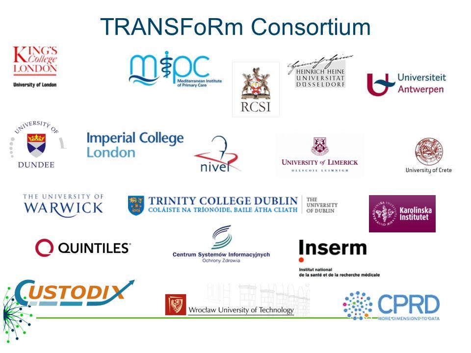 TRANSFoRm Consortium