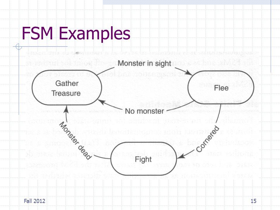 Fall 201215 FSM Examples