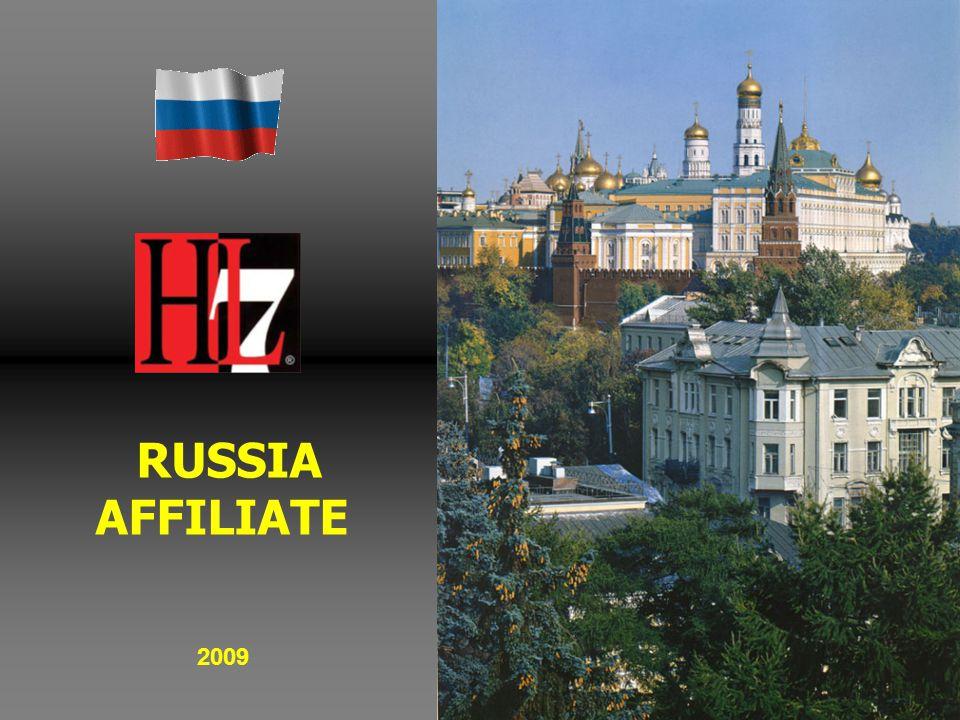 RUSSIA AFFILIATE 2009