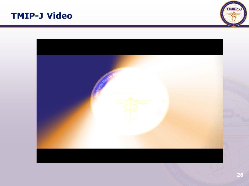 25 TMIP-J Video