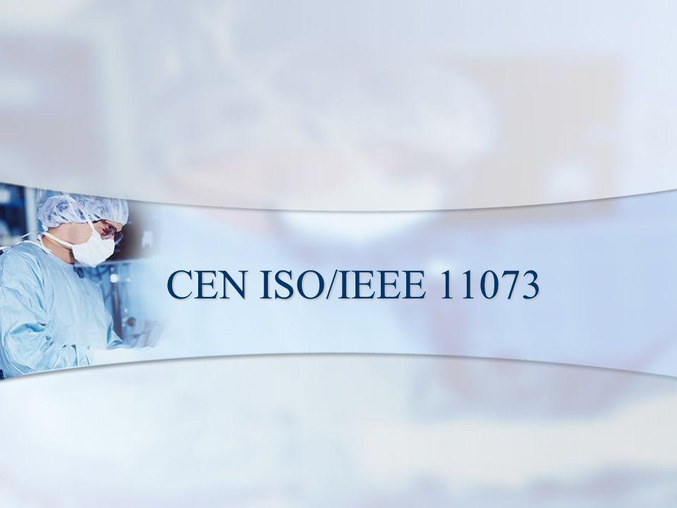 CEN ISO/IEEE 11073