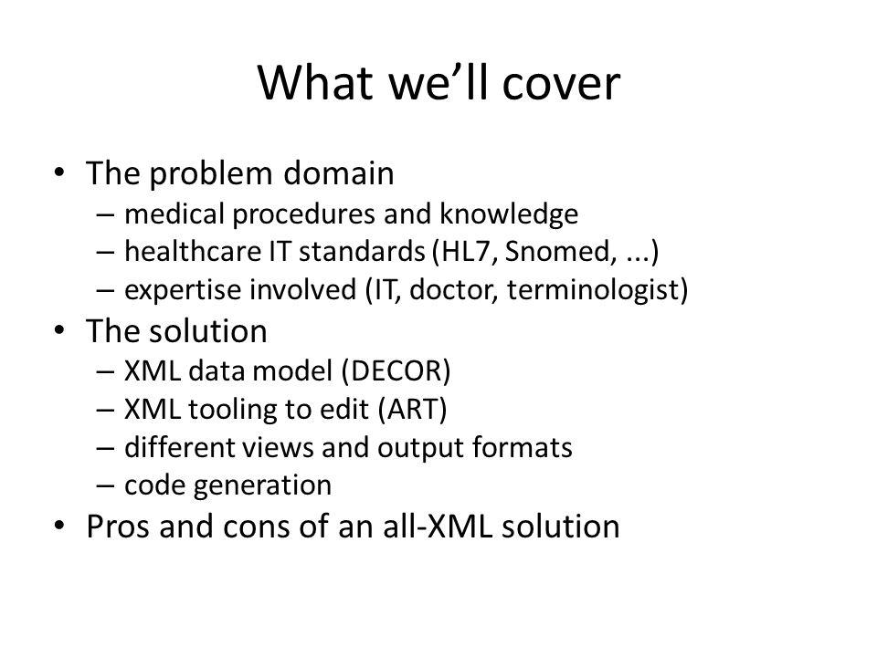 Care provider view