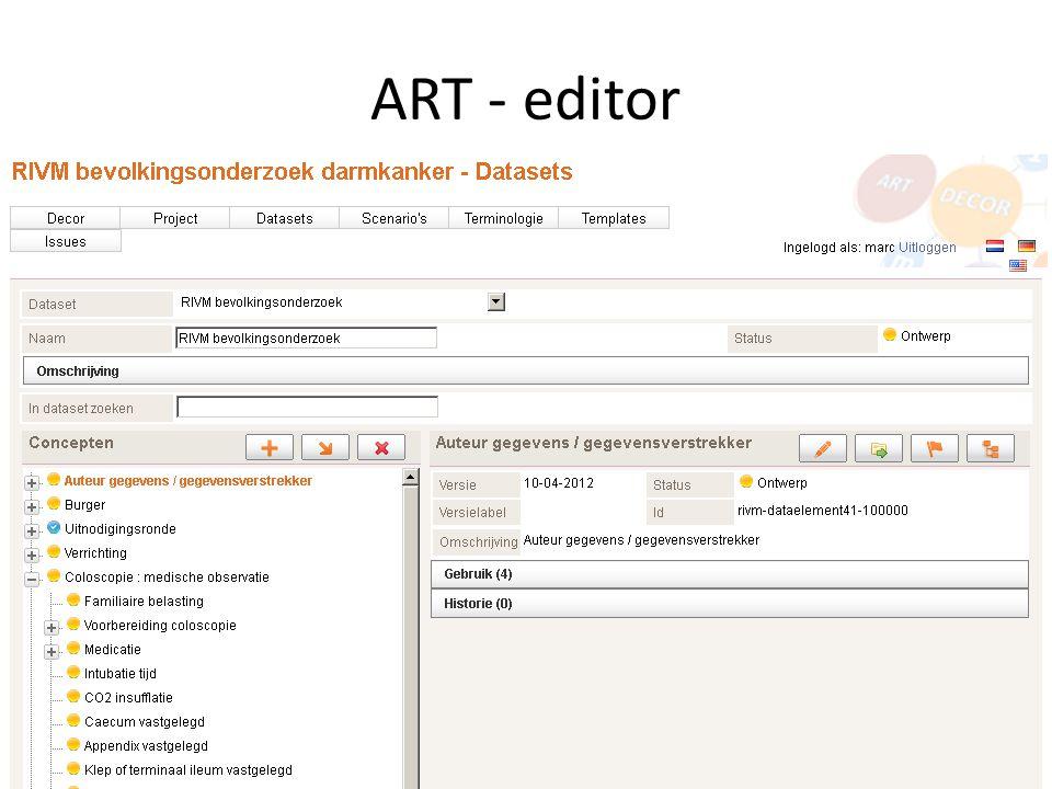 ART - editor
