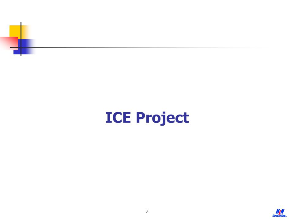 7 ICE Project