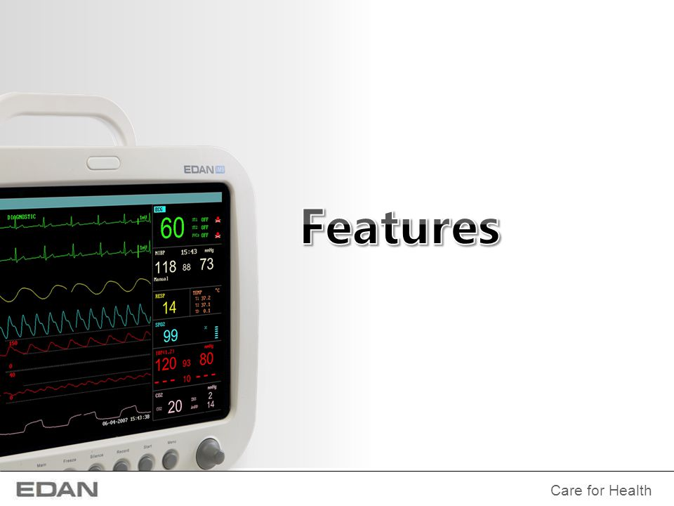 Care for Health  2-channel IBP  Pressure labels: ART, PA, CVP, RAP, LAP, ICP, P1 (user-defined), P2 (user-defined)  Compatible with BD/ Edwards/ Hospira/ Utah
