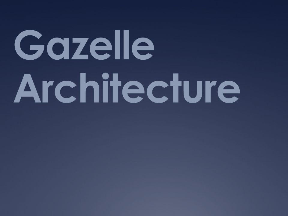Gazelle Architecture