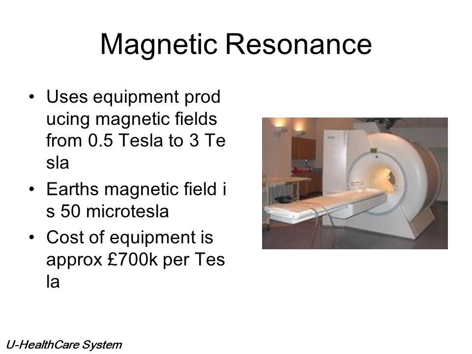 U-HealthCare System Magnetic Resonance Imaging