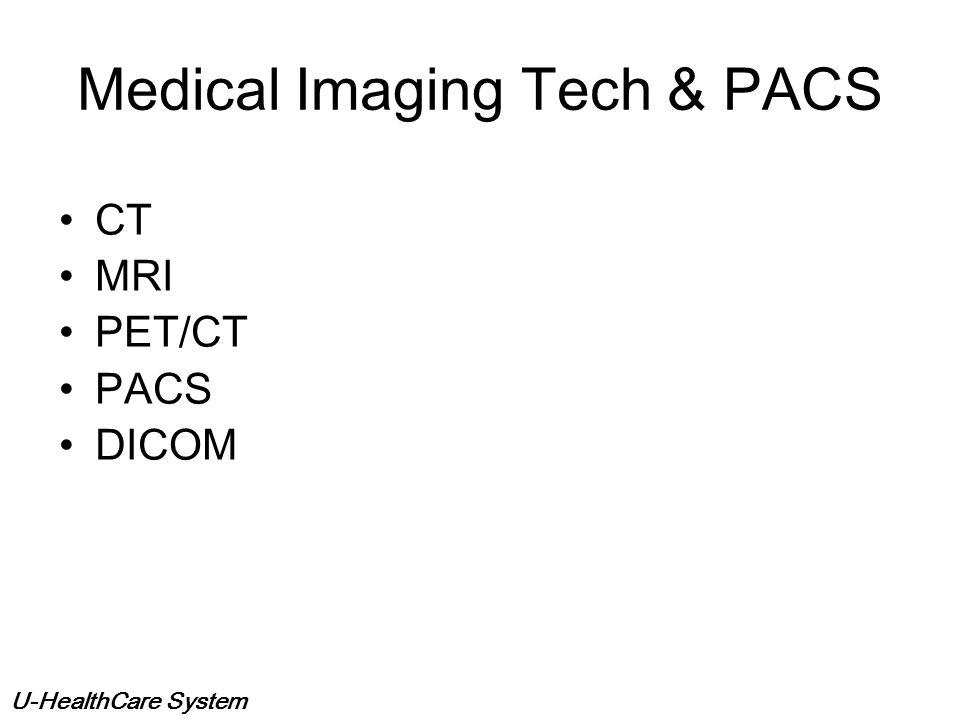 U-HealthCare System 5. 의료영상 및 PACS 2011. 4. 13 안병익 (biahn99@gmail.com) Mcomputing.tistory.com @LBSAHN