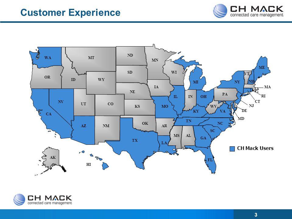 3 Customer Experience