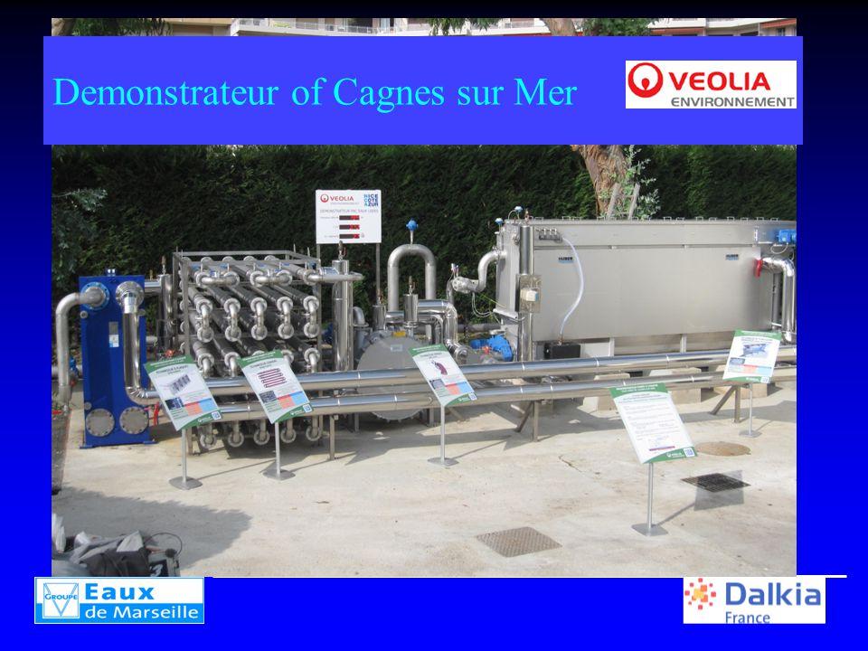 Demonstrateur of Cagnes sur Mer
